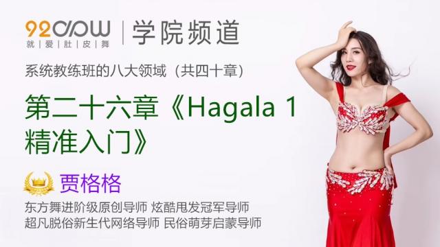 第二十六章《Hagala1精准入门》