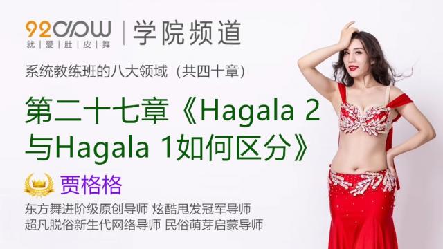 第二十七章《Hagala2与Hagala1如何区分》